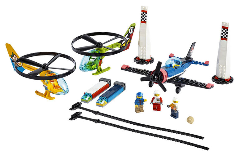 LEGO City Airport Air Race 60260