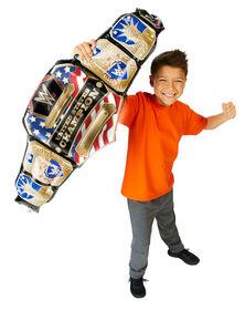 WWE - Grandes bannières de ceinture.