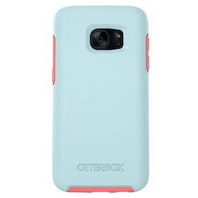 OtterBox Symmetry Samsung GS7 Blue/Pink
