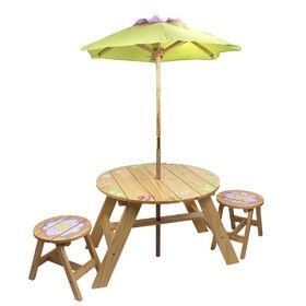 Fantasy Fields - Table d'extérieur avec 2 chaises « Jardin magique »