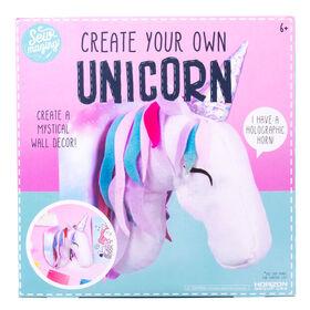 Sew-mazing Sew Your Own Unicorn