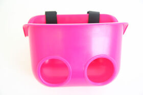 Front Mount Doll Carrier - Pink