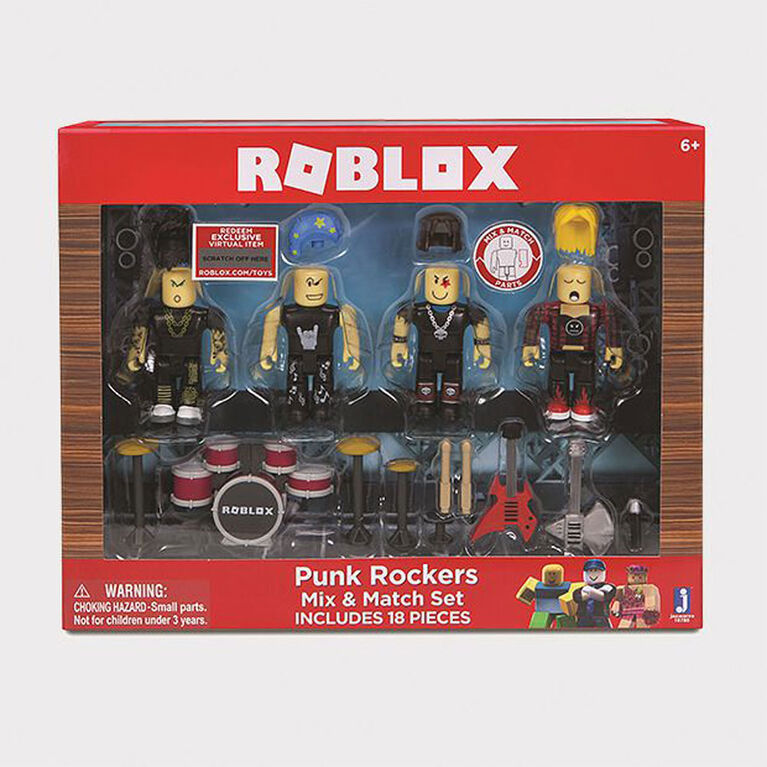 Roblox - Garage Band Construire une figurine.