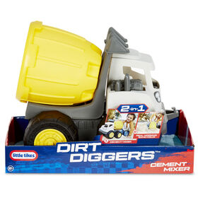 Little Tikes Dirt Diggers 2-in-1 Cement Mixer