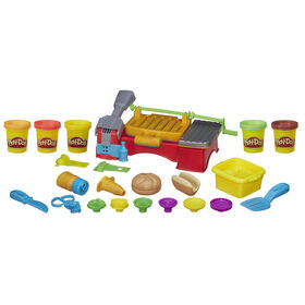 Play-Doh - Créations sur le gril