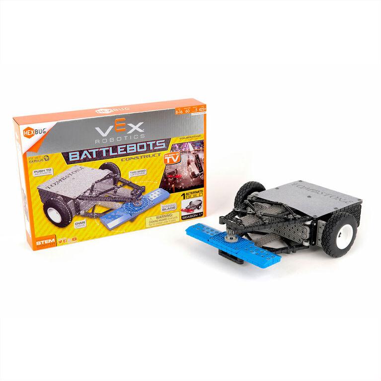 BattleBots VEX Robotics de HEXBUG - Tombstone