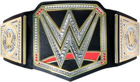 Ceinture de championnat de la WWE.
