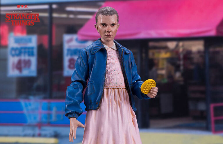 """Stranger Things Eleven 7"""" Action Figure"""