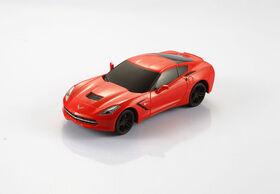 Braha - 1:24 Luxury Light And Sound Pullback - Corvette C7 - English Edition