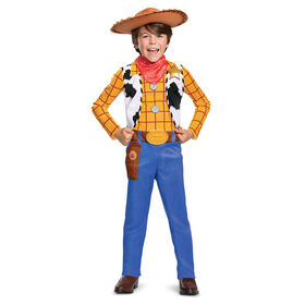 Toy Story 4 Woody Classic Costume - size 7-8