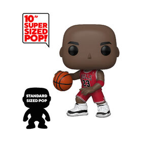 Funko POP! Sports: NBA - Michael Jordan (Red) 10''