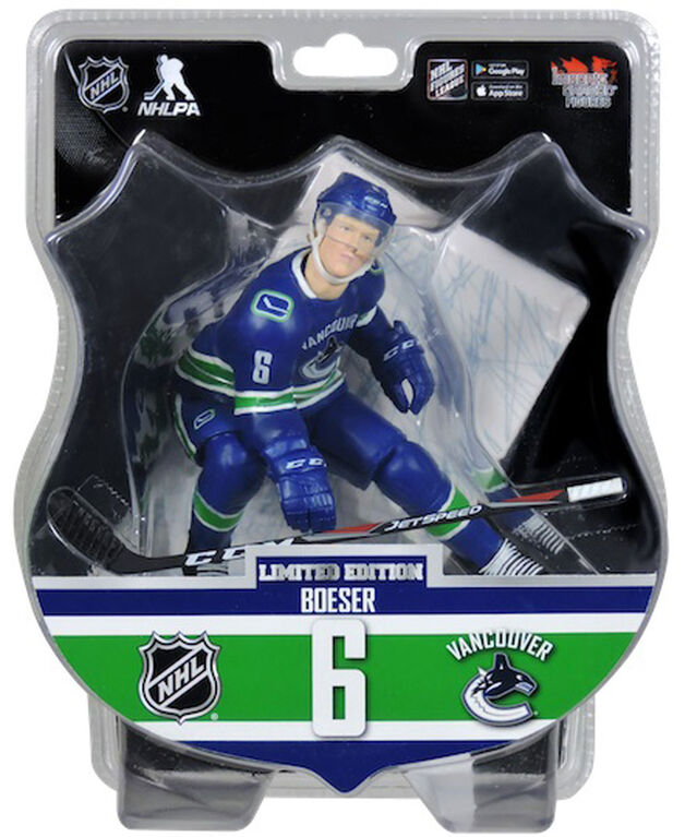 "Brock Boeser Vancouver Canucks 6"" NHL Figures"
