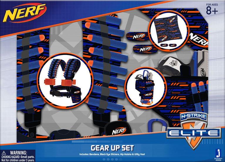 Nerf Elite Set Multi-Pack Stealth Striker