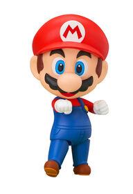 "Good Smile Company - Super Mario - Mario Nendoroid 4"" Figure - English Edition"