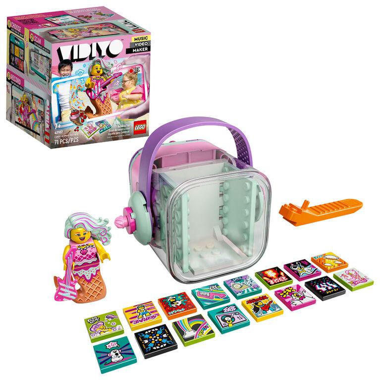 LEGO VIDIYO Candy Mermaid BeatBox 43102
