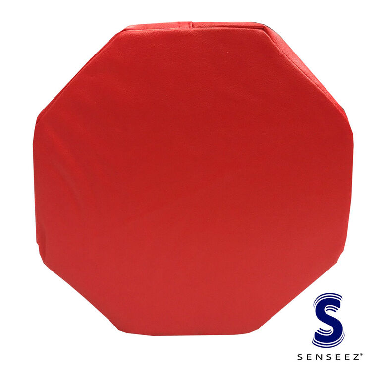 Senseez Red Octagon Vibrating Cushion