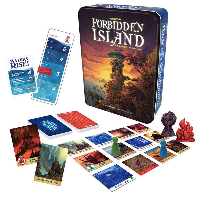 Gamewright - Forbidden Island Game