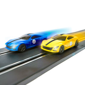Litehawk Corsa Slot Car Set