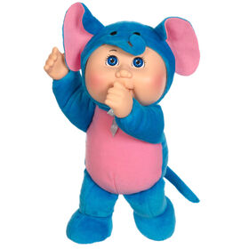 """Cabbage Patch Kids 9"""" Woodland Cuties - Everly Elephant"""