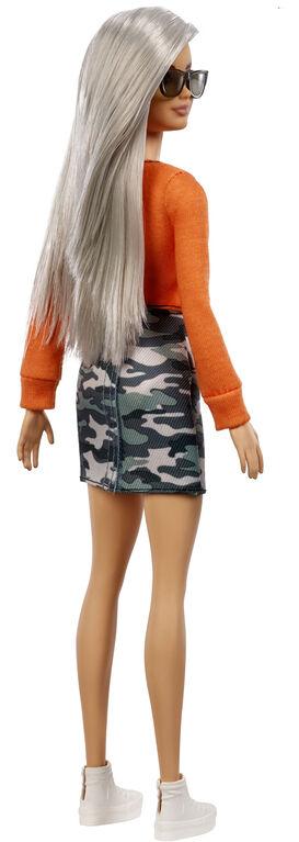 Barbie Fashionishta Doll - Malibu Camo