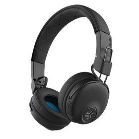JLab Audio Studio BT Wireless On-Ear Headphones Black