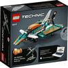 LEGO Technic Race Plane 42117