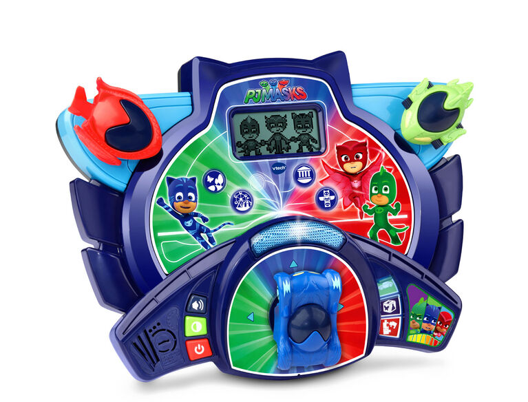 VTech PJ Masks Super Learning Headquarters - English Edition