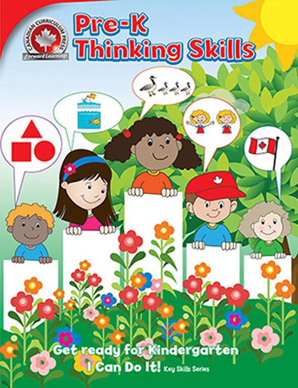 Pre-K Thinking Skills