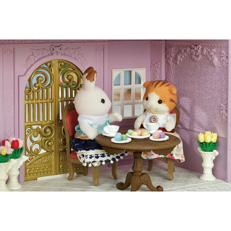 Calico Critters Chic Dining Table