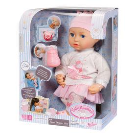 Poupée Mia Baby Annabell Fais de beaux rêves - Édition anglaise