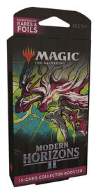"""Protège-cartes booster collector """"Horizons du Modern 2"""" de Magic Le Rassemblement - Édition anglaise"""