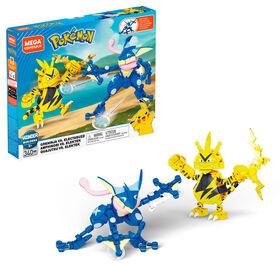 Mega Construx - Pokémon - Amphinobi vs Élektek