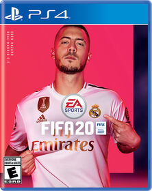 PlayStation 4 FIFA 20