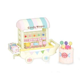 Calico Critter Candy Wagon