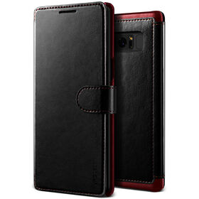 Vrs Design Layered Dandy Case for Samsung Galaxy Note8 Black (VRSGN8LDDBK)