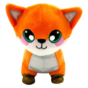 "Squeezamals - 8"" - 3Deez  - Fox"