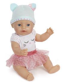 Poupée interactive BABY born.