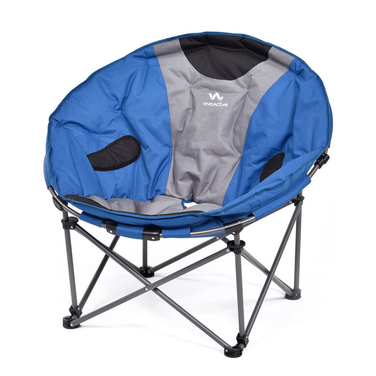 Viva Active Luxury Disc Camping Lounger