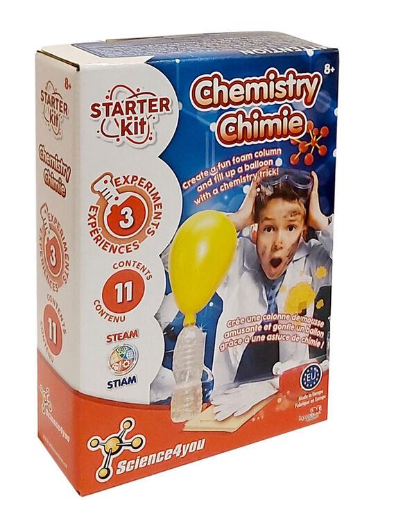 Science4You - Starter Kit Chemistry