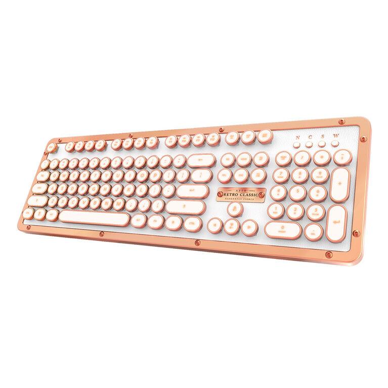 Clavier mécanique rétro classique Bluetooth (CHIC)