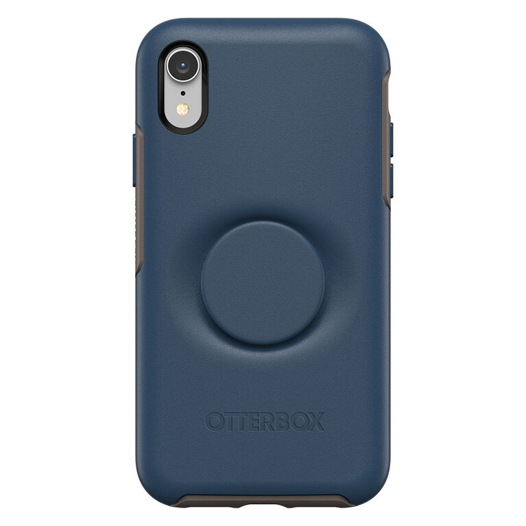 Otterbox Otter+Pop Symmetry iPhone XR Go To Blue