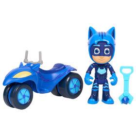 Véhicules de Super Lune des Pyjamasques - Catboy