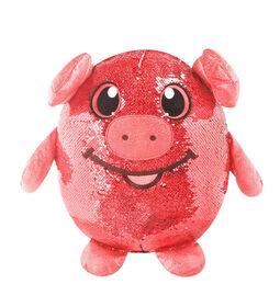 "Shimmeez - 8"" Medium Plush - Polly Pig"
