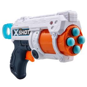 X-Shot Excel Fury 4 Foam Dart Blaster (8 Darts)