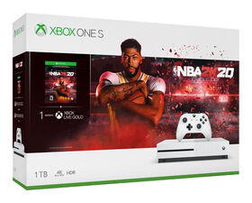 Xbox One S 1TB Hardware - NBA 2K20