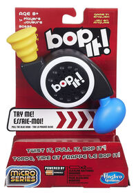 Hasbro Gaming - Jeu Bop It! Micro Series - Édition anglaise