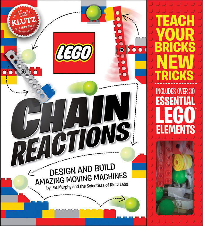 Klutz - Lego Chain Reaction - Éditon anglaise