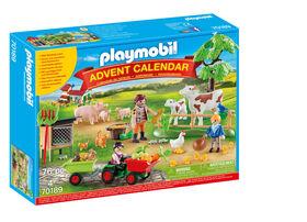 "Playmobil Family Fun - Advent Calendar ""Farm"""