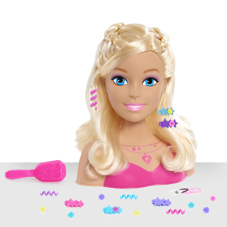 Barbie Fashionistas Styling Head - Blonde Hair