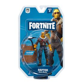 Fortnite Solo Figure Figure Raptor 1 Figure Pack.